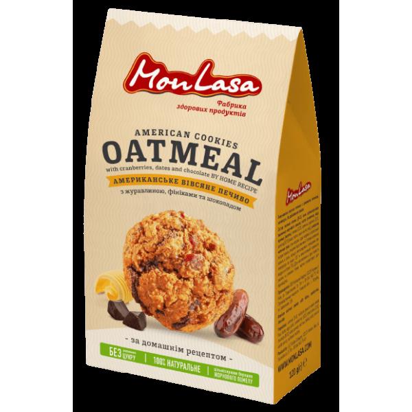 MonLasa - Американское овсяное печенье
