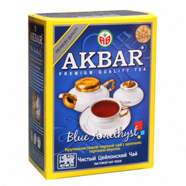 Чай Akbar Blue Amethyst 100гр