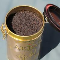 Чай Akbar Gold ж/б 225гр