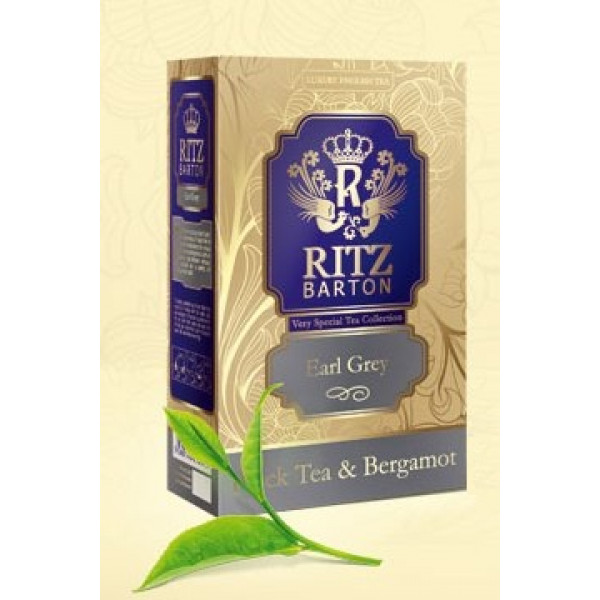 Чай Ritz Barton Earl Grey 80 гр.