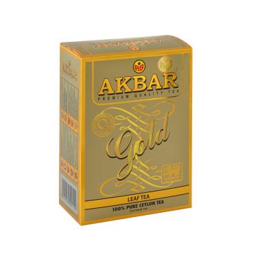 Чай Akbar Gold 100гр...