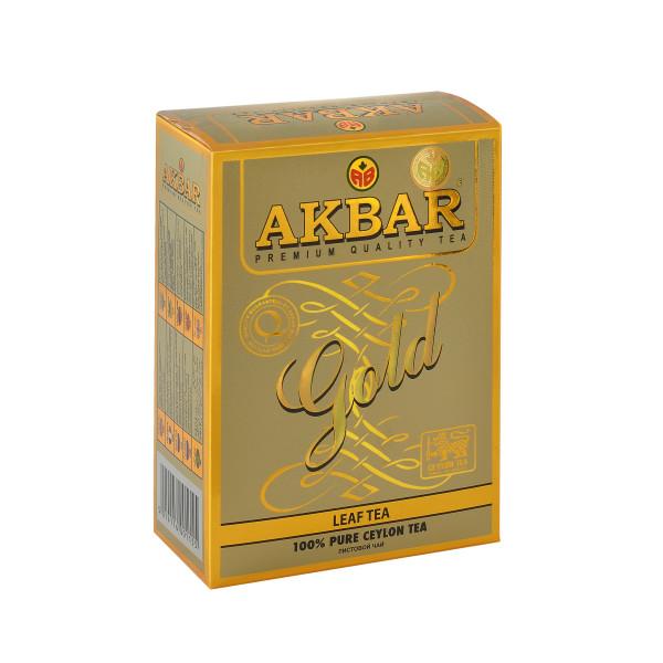 Чай Akbar Gold 100гр