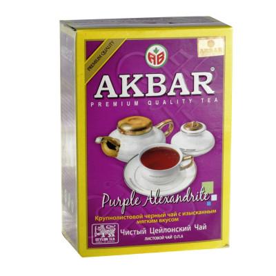 Чай Akbar Purple Alexandrite 100 гр.