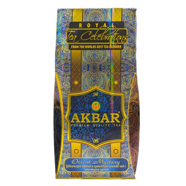 Чай Akbar Orient Mystery 100гр Royal Celebrations