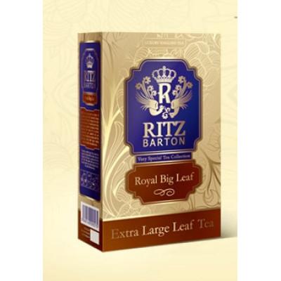 Чай Ritz Barton Royal Big Leaf 80 гр.